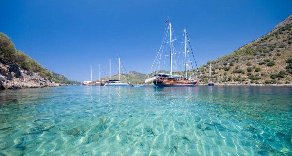 Адриатическое море, Черногория, Фото touragent.info