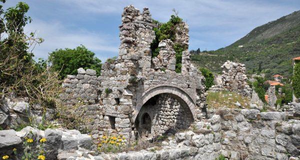 Старый Бар, Черногория, Фото adriasunmne.com