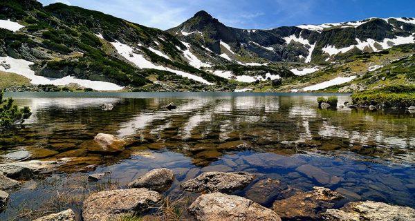 Ледниковые озера в Национальном парке Рила, Фото hotelmap.bg