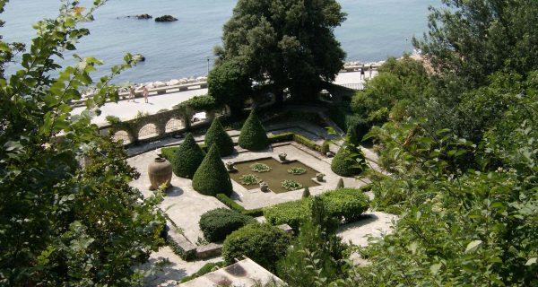 Дворец румынской королевы и Ботанический сад, Фото balchikgreenview.com