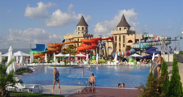 Аквапарк Action на курорте Солнечный Берег, Фото bulgaria4.co.uk