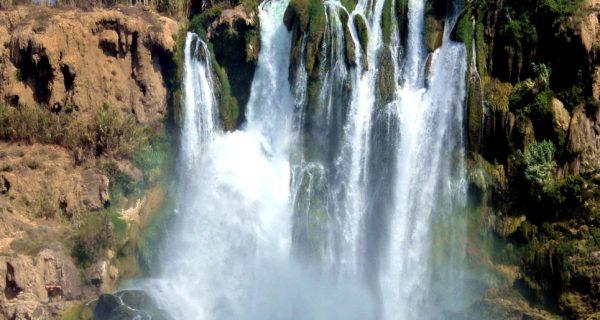 Дюденские водопады, Фото orangesmile.com