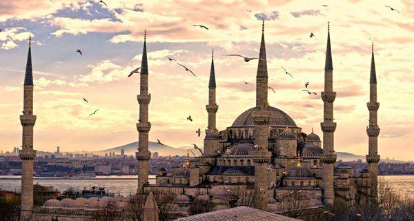 Султанахмет — история как на ладони