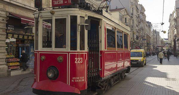 Трамваи Стамбула