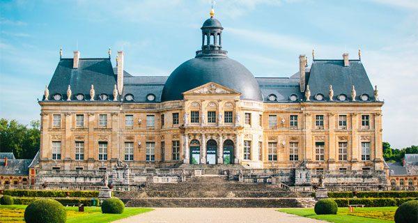 Предшественник Версаля — дворец Во ле Виконт