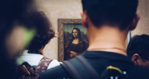 Главный шедевр Лувра — «Джоконда» да Винчи, Фото unsplash.com