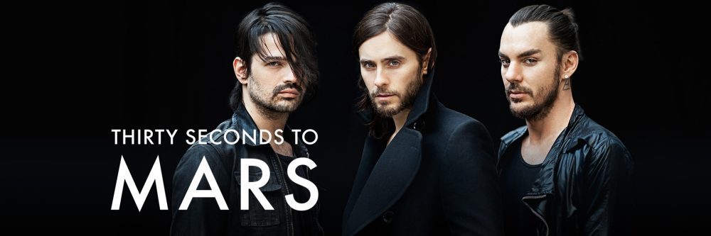 Концертное шоу Thirty Seconds to Mars, Фото tickets.expo2017astana.com