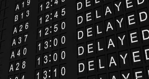 Задержка и отмена рейса