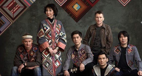 Казахстанский коллектив The Magic Of Nomads, Фото tickets.expo2017astana.com