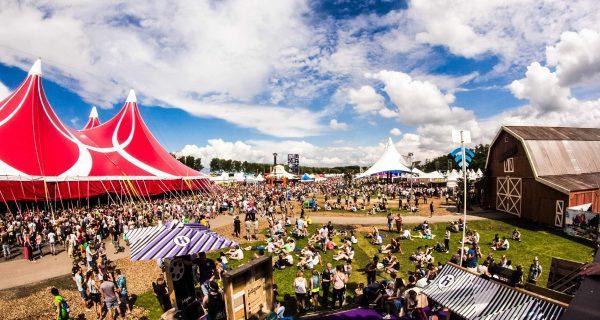 Музыкальный фестиваль Lowlands, Фото superlineup.com