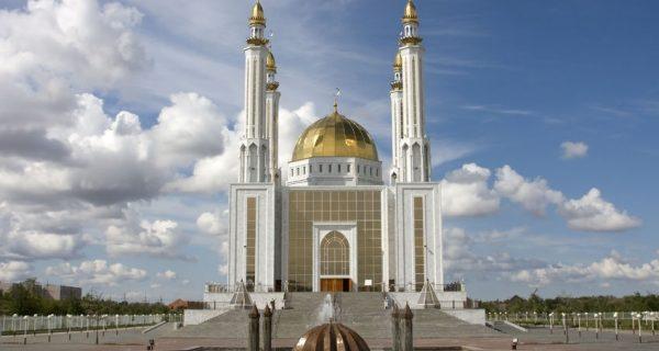 Мечеть Нур Гасыр в Актобе