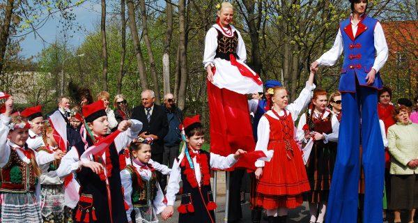 Международный фестиваль фольклора в Польше, Фото gorod.lv