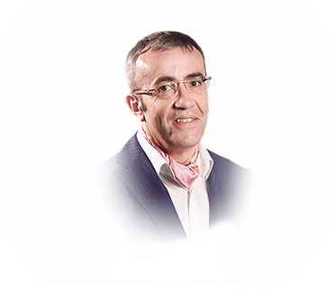 Гарретт Джонстон спикер Synergy Global Forum 2017 в Алматы