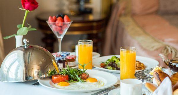 Завтрак в Rixos President Hotel Astana, Фото presidentastana-ru.rixos.com