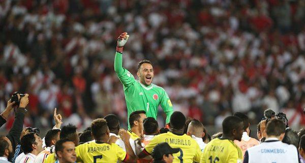 Сборная Колумбии празднует победу. Фото s13.stc.all.kpcdn.net