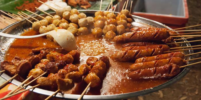 Традиционные блюда на Пхукете