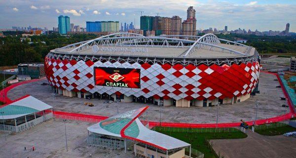 Стадион«Спартак». Фото otkritiearena.ru