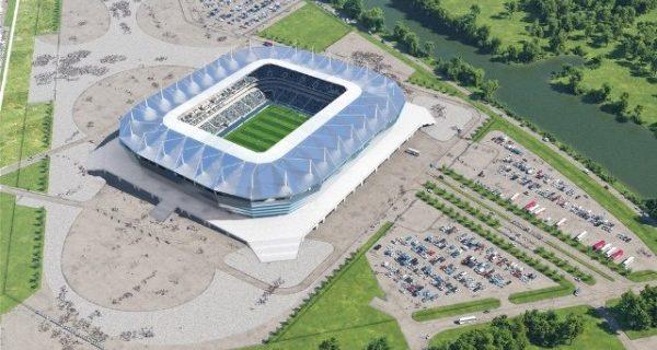 """Проект стадиона """"Калининград"""". Фото fifa-worldcup2018.ru"""