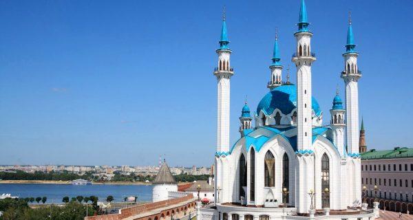 Мечеть Кул-Шариф в Казани. Фото to-kazan.ru