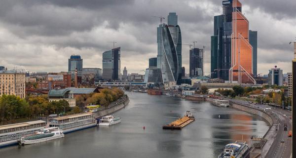 Москва-река. Фото вода-рф.рф