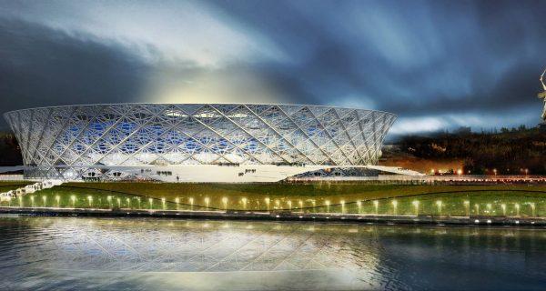 Проект стадиона«Волгоград Арена». Фото stadiumguide.com