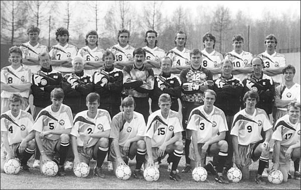 Сборная России образца 1993 года, Фото rusteam.permian.ru