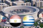 Матч Египет - Уругвай