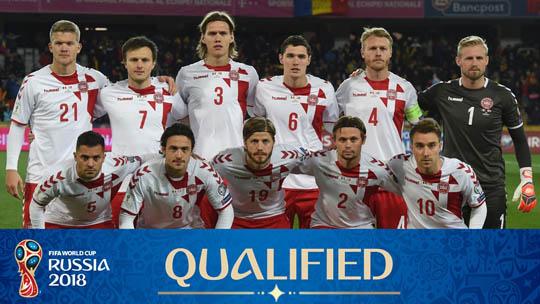 Сборная команда Дании по футболу