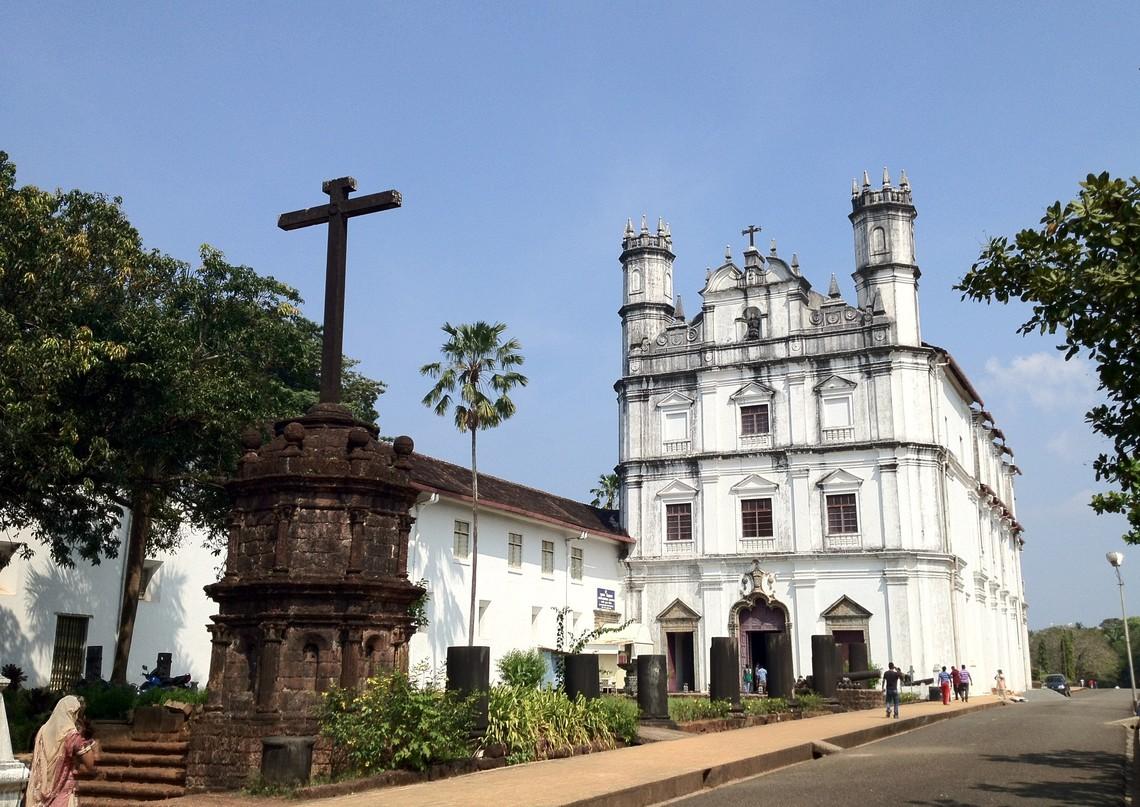 Церковь святого Франциска Ассизского, Гоа