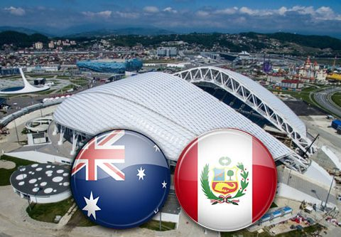 Матч Австралия - Перу