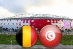 Матч Бельгия - Тунис