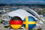 Матч Германия - Швеция