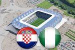 Матч Хорватия - Нигерия