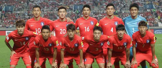 Сборная Республики Корея по футболу
