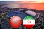 Матч Марокко - Иран