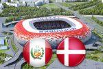 Матч Перу - Дания