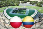 Матч Польша - Колумбия