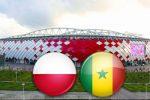 Матч Польша - Сенегал