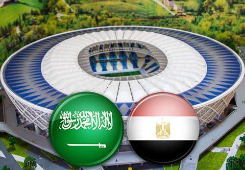 Матч Саудовская Аравия - Египет