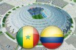 Матч Сенегал - Колумбия