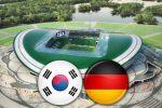 Матч Южная Корея - Германия