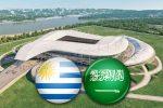 Матч Уругвай - Саудовская Аравия