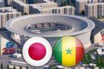 Матч Япония - Сенегал