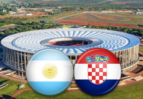 аргентина хорватия матч