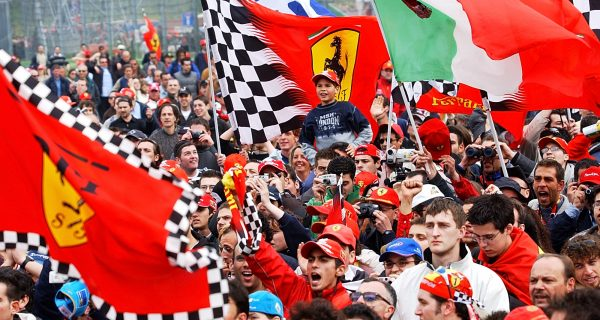 Болельщики Ferrari Формула 1, Фото sport.img.com.ua