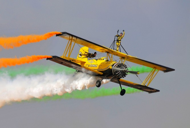 Авиашоу «Aero India». Фото ibtimes.co.in