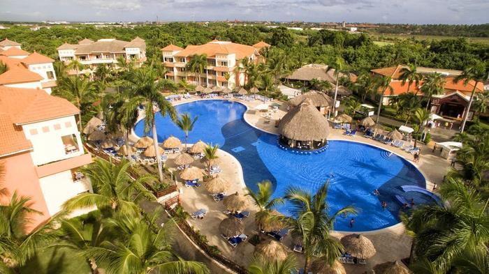 Отель Grand Bahia Principe Turquesa 5*