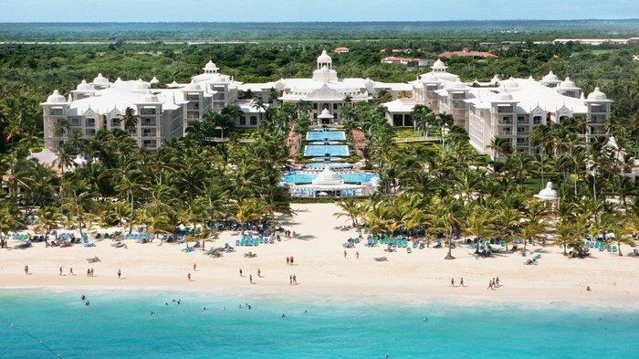 Отель Riu Palace Punta Cana 5*