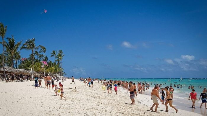 Пунта-Кана — отдых на пляже