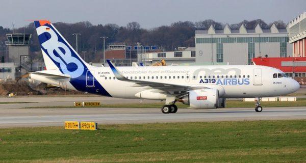 Самолет A319-NEO